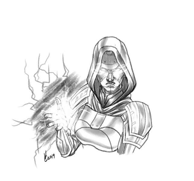 Synth Wrath Warlock