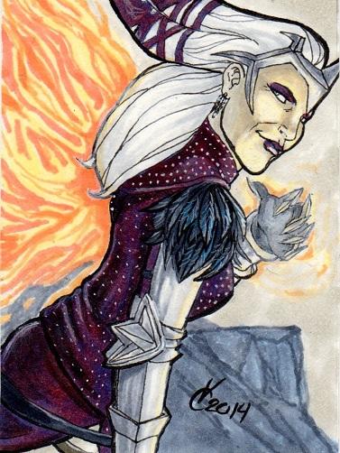 Dragon Age 2 Flemeth