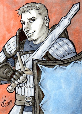 Dragon Age: Origins Alistair