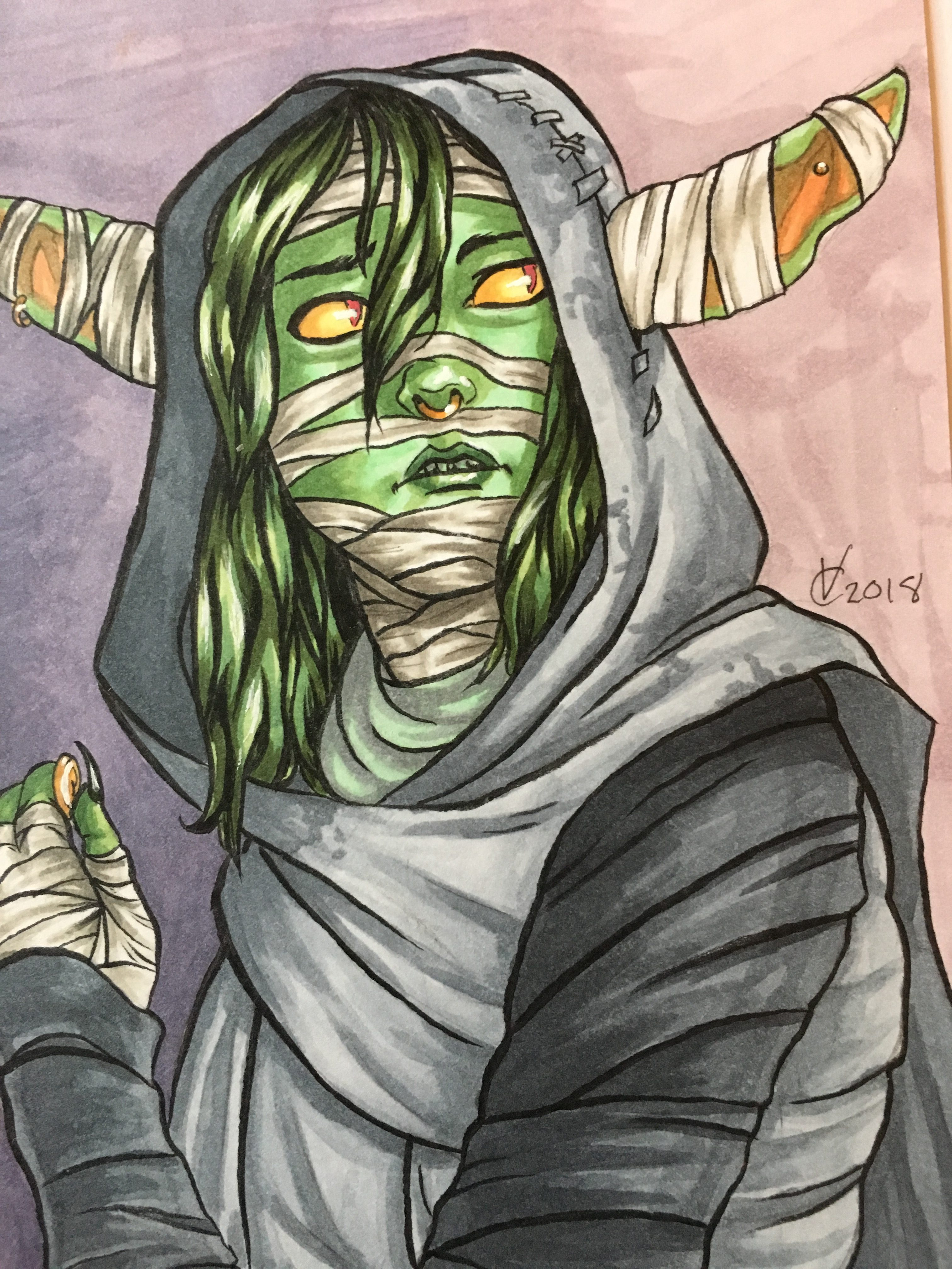 Critical Role Nott