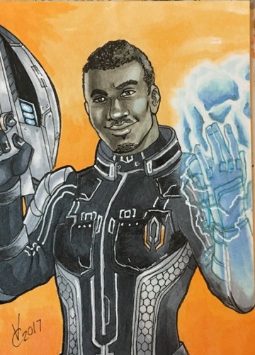 Mass Effect Jacob