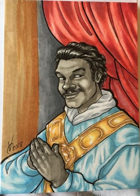 Pope Lando Calrissian