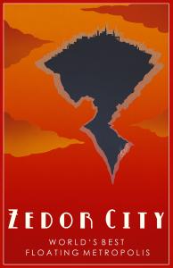 ZedorCityMinimalistPatreon