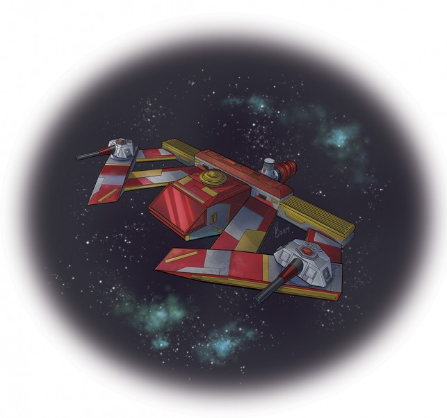 KCI Dragonfang Fighter